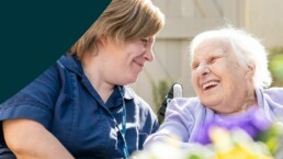 Branding and Website for Autograph Care Care Homes East Midlands and North West